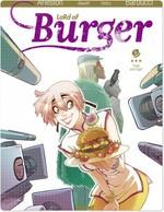Vente Livre Numérique : Lord of burger - Tome 03  - Audrey Alwett - Alwett - Alessandro Barbucci - Arleston