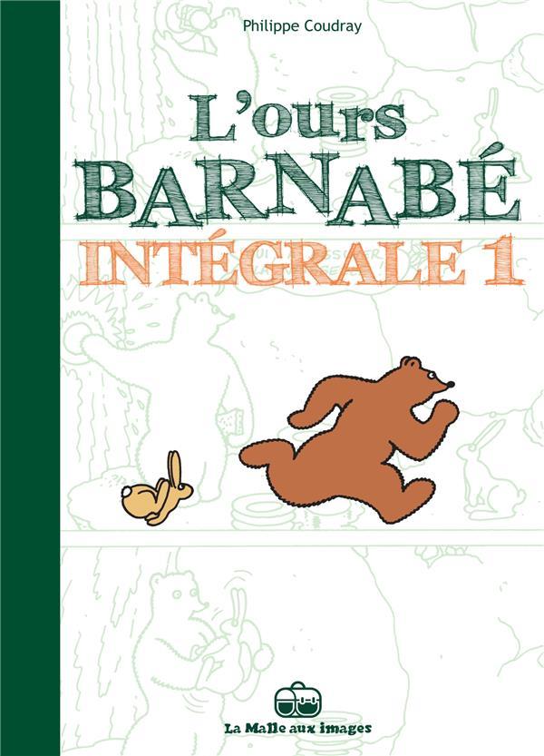 L'ours Barnabé ; INTEGRALE VOL.1