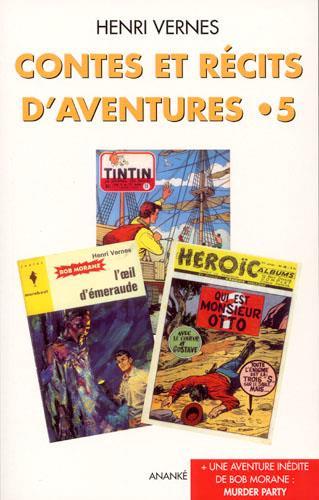 Contes et recits d'aventures t05 murder party