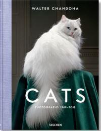 Walter Chandoha ; the cat book
