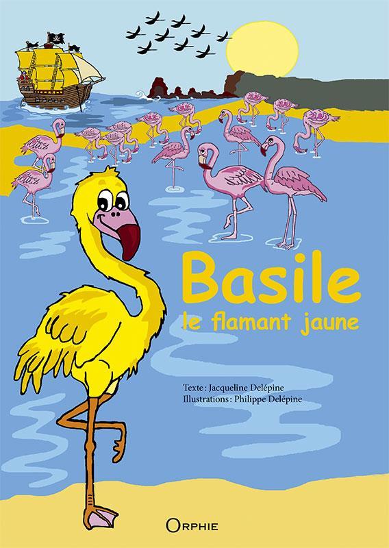 Basile le flamant jaune