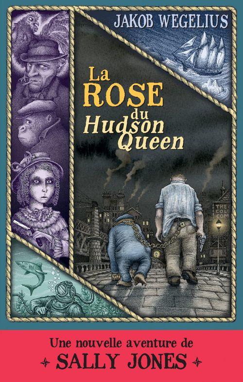La Rose du Hudson Queen
