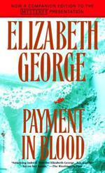 Vente Livre Numérique : Payment in Blood  - Elizabeth George