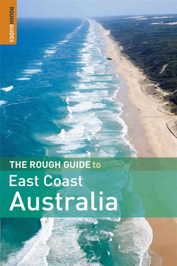ROUGH GUIDES ; east coast Australia