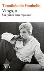 Couverture de Vango - Vol02 - Un Prince Sans Royaume 2
