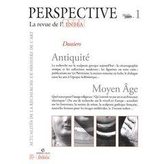 PERSPECTIVE - REVUE DE L'INHA ; le portrait icônique ; images, mots, théologie ; 2009/1