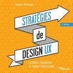 Vente EBooks : Stratégies de design UX  - Antoine Visonneau