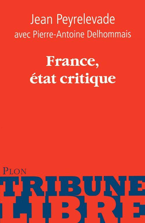 France, état critique