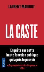 Couverture de La Caste