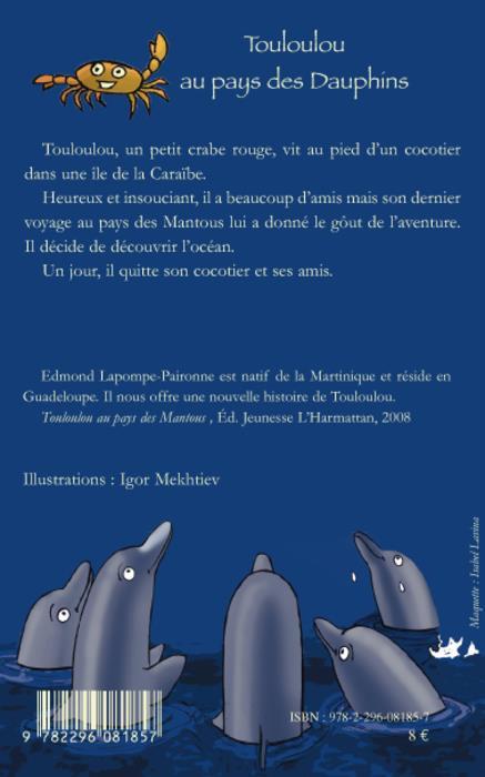 Touloulou au pays des dauphins