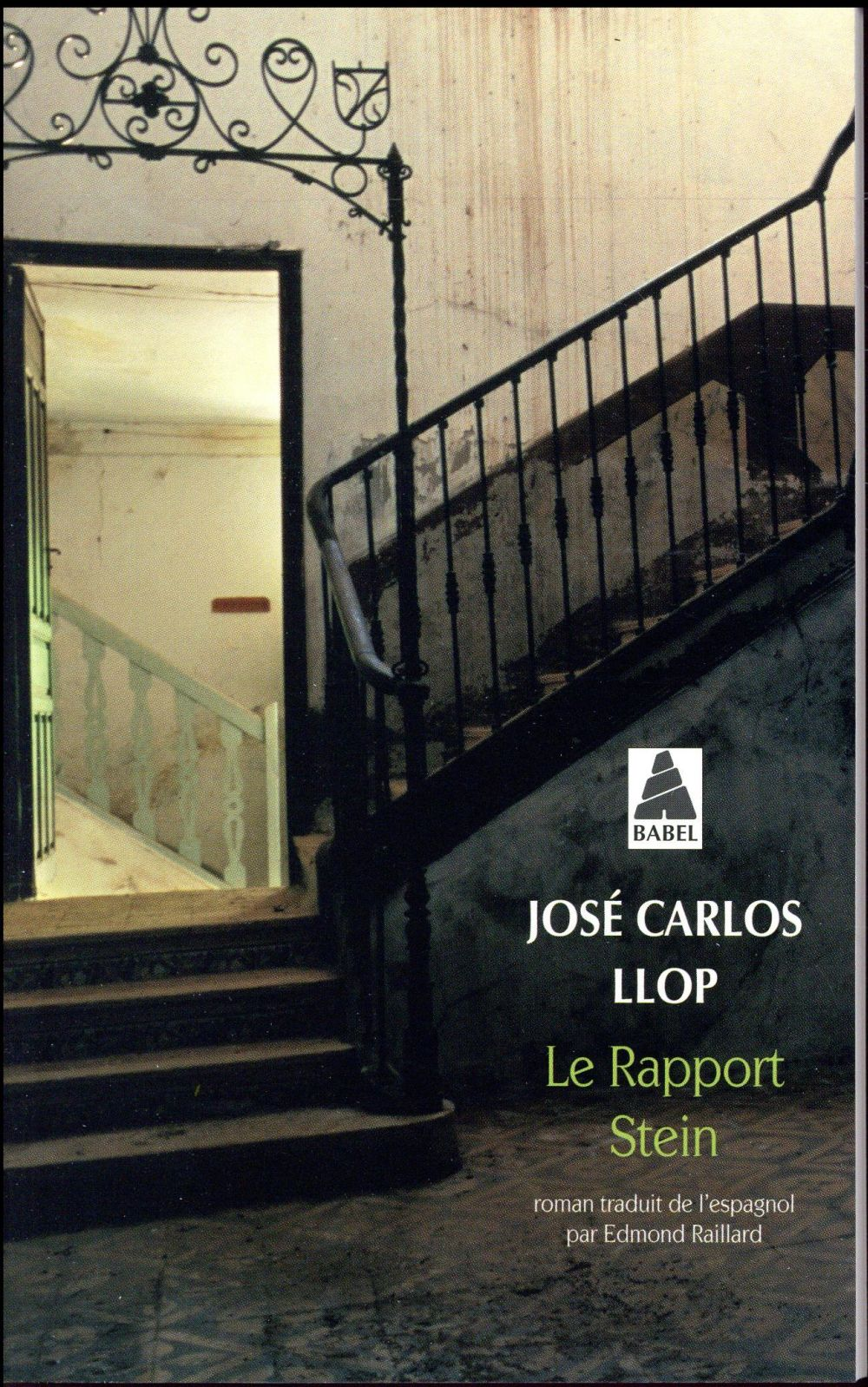 LE RAPPORT STEIN Llop José Carlos