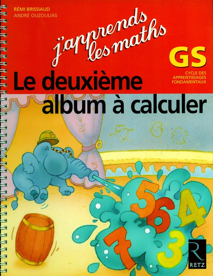 Le Deuxieme Album A Calculer Grande Section