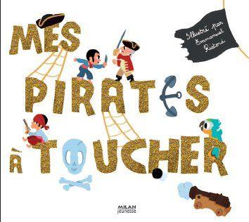 Mes pirates à toucher