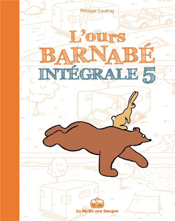 L'ours Barnabé ; INTEGRALE VOL.5 ; T.16 A T.19