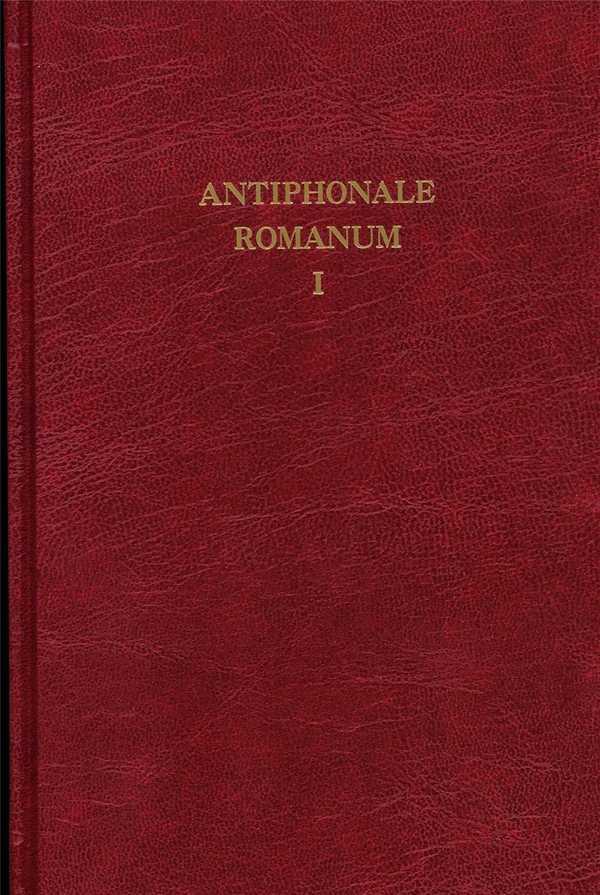 Antiphonale romanum t.1
