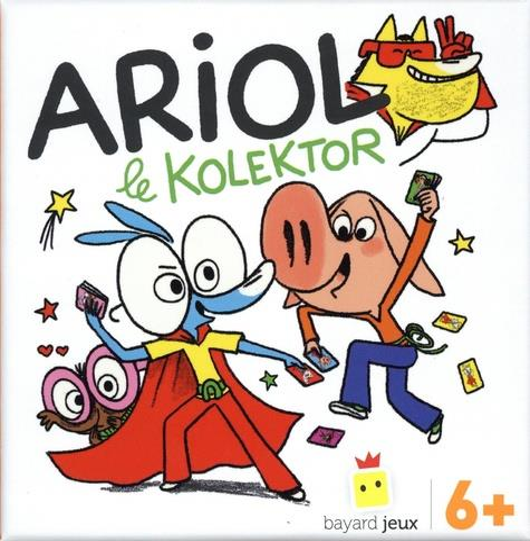 ARIOL  -  LE KOLEKTOR  -  JEU