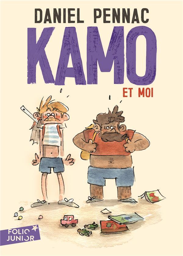 Kamo T.2 ; Kamo et moi