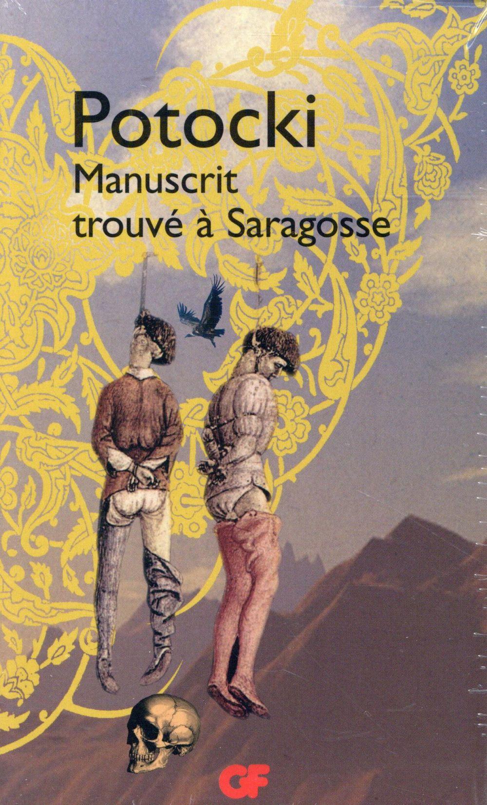 Manuscrit trouvé à Saragosse ; coffret 2 volumes (1804 et 1810)