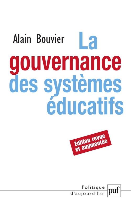 La gouvernance des systèmes éducatifs (2e édition)
