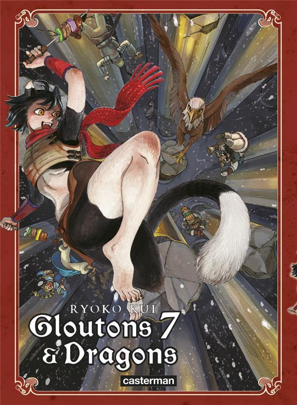 GLOUTONS ET DRAGONS - T07 - GLOUTONS ET DRAGONS KUI RYOKO/HINOKO