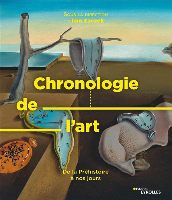 Chronologie de l'art ; de la préhistoire à nos jours