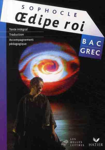 Grec Oeuvre Complete - Oedipe Roi