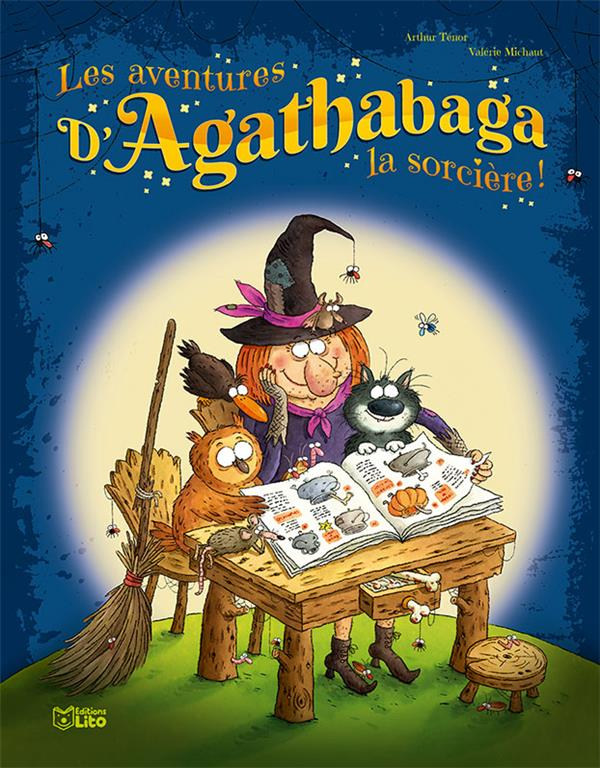 Les aventures d'Agathabaga la sorcière T.3