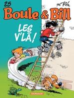 Vente Livre Numérique : Boule et Bill - tome 25 - LES V'LA !  - Roba