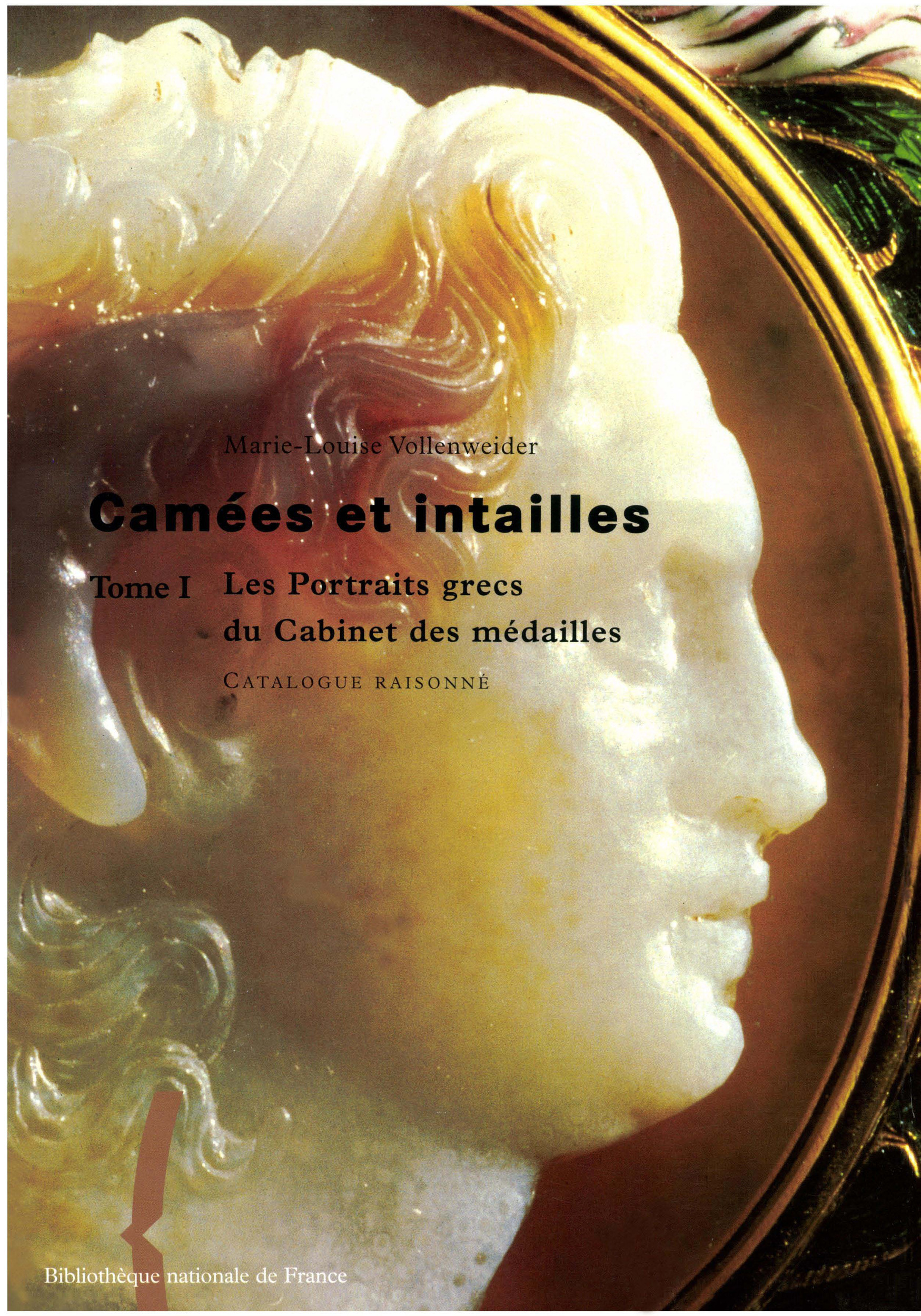Camees et intailles t.1 2v.(texte+planches)