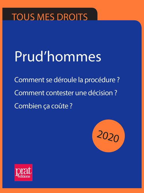 Prud'hommes, se défendre pour gagner (édition 2020)