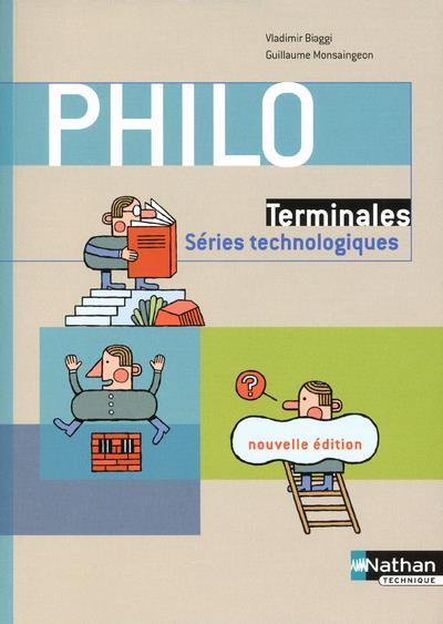 Philo ; terminale séries technologiques