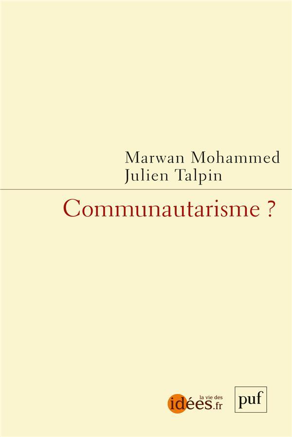 communautarisme ?