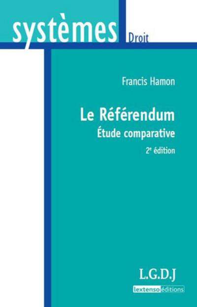Le referumdum ; étude comparative