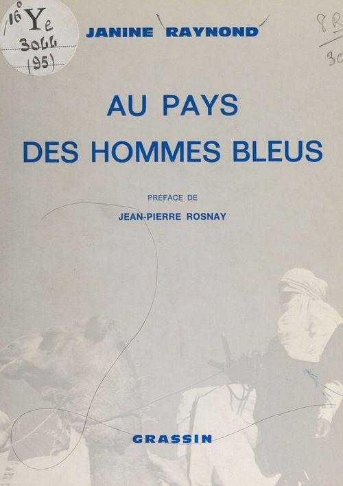 Au pays des hommes bleus