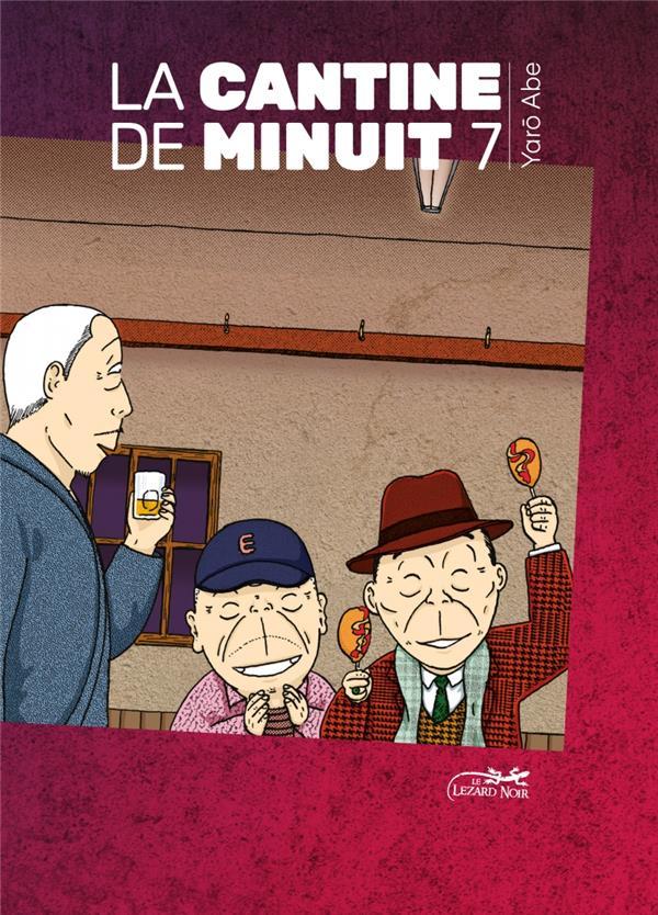 LA CANTINE DE MINUIT T.7 ABE