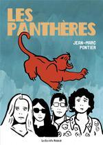 Couverture de Les Pantheres