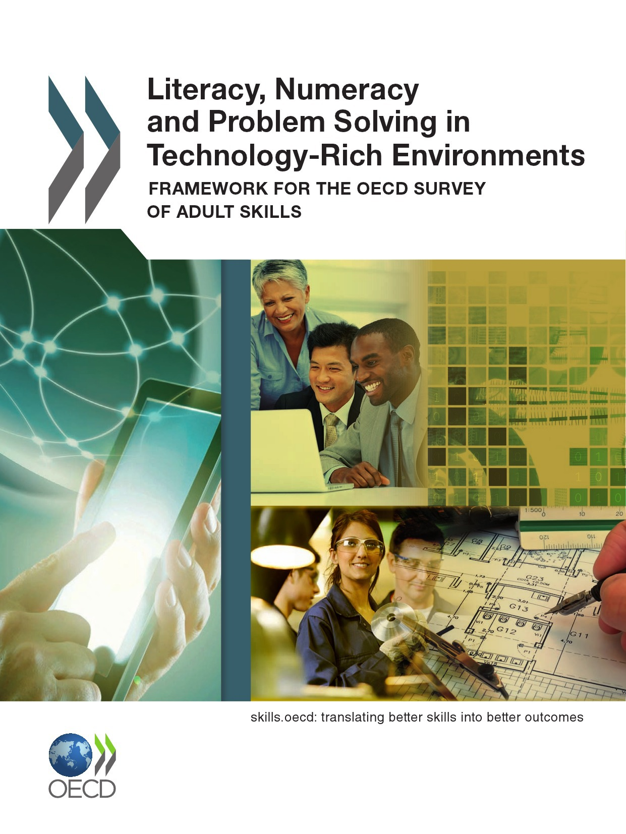 Literacy, Numeracy and Problem Solving in Technology-Rich Environments