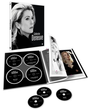 Coffret Catherine Deneuve (7 DVD)