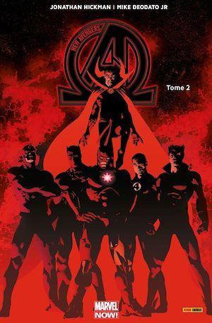 New Avengers (2013) T02