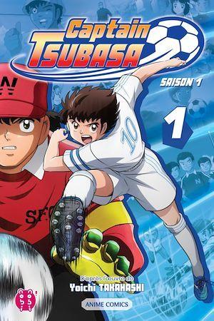 Captain Tsubasa - Saison 1 T01