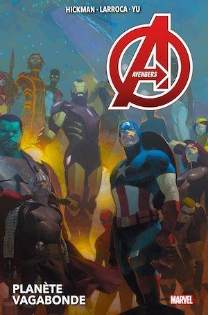 New Avengers (2013) T03