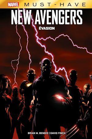Best of Marvel (Must-Have) : New Avengers - Évasion