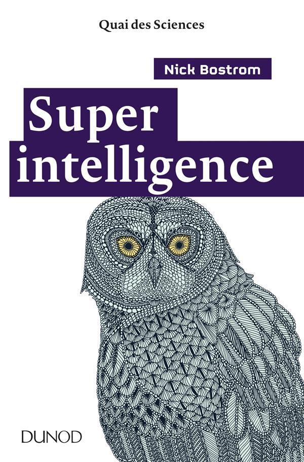 Superintelligence ; évaluer les dangers de l'intelligence artificielle et garder le contrôle