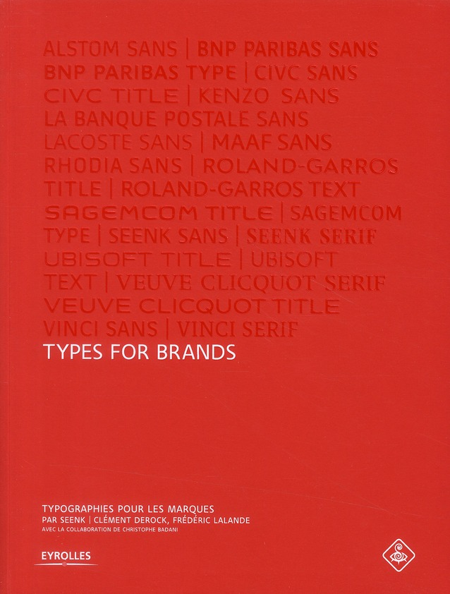 Types For Brands ; Typographies Pour Les Marques