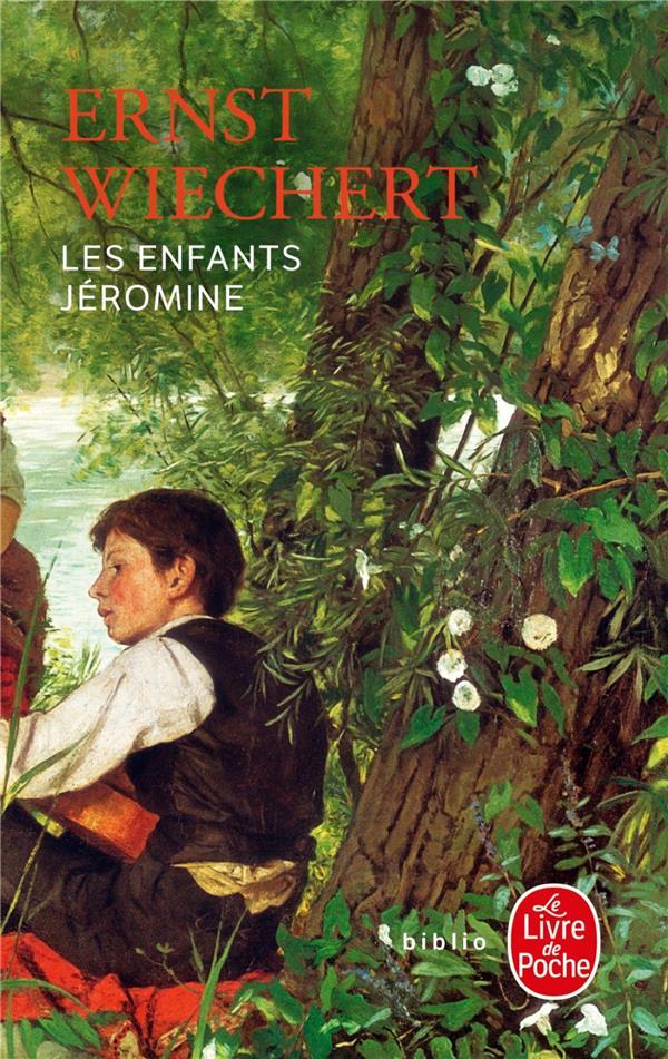 Les enfants Jéromine