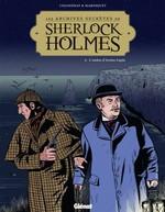 Vente Livre Numérique : Les Archives secrètes de Sherlock Holmes - Tome 04  - Frédéric Marniquet - Philippe Chanoinat