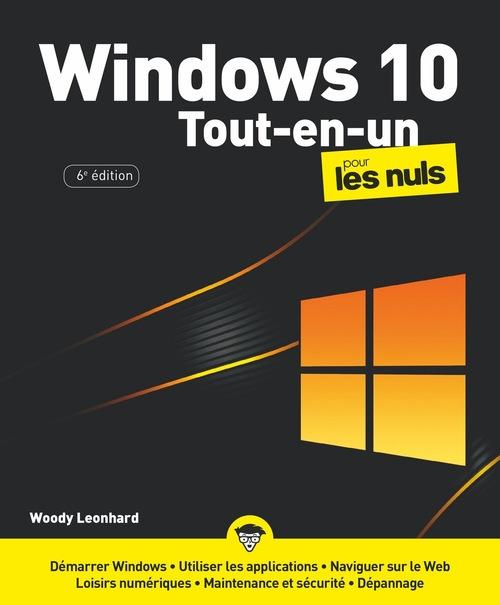 Windows 10 tout en 1 pour les nuls (6e édition)