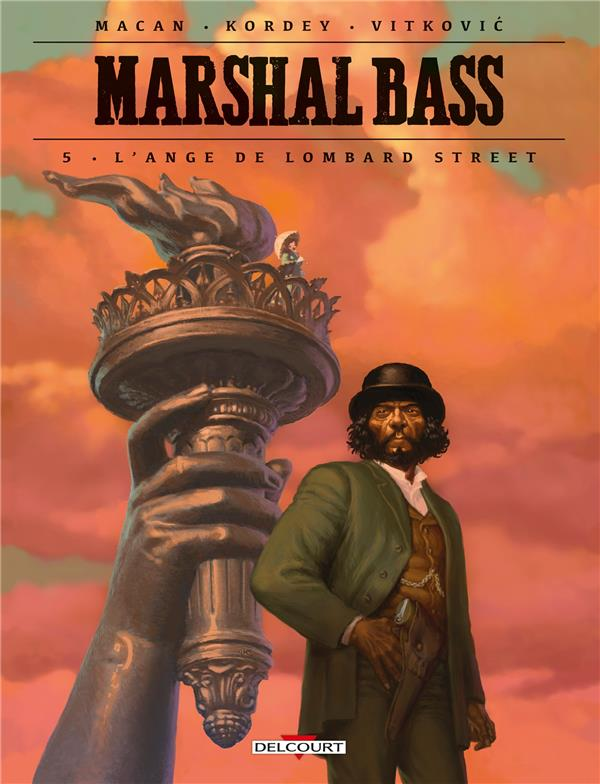 MARSHAL BASS T.5  -  L'ANGE DE LOMBARD STREET MACAN/KORDEY