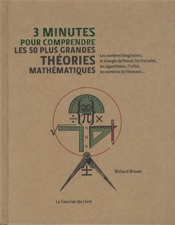 3 minutes pour comprendre les 50 plus grandes théories mathématiques