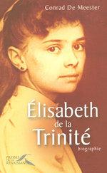 Vente Livre Numérique : Elisabeth de la Trinité  - Conrad De Meester